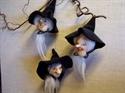 Billede af Heksehoveder til ophæng